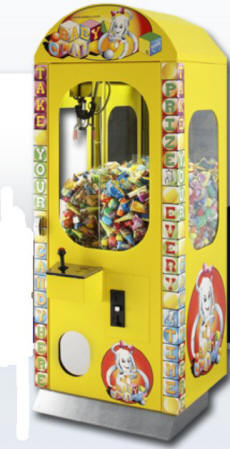 Arcade Claw Machines